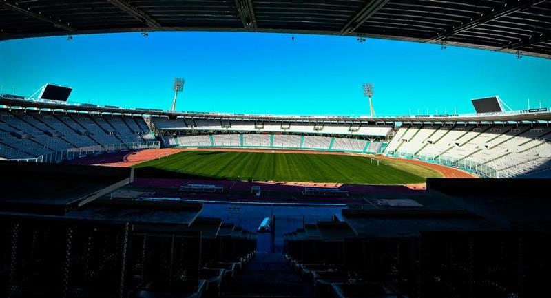 Estadio Mario Kempes en Córdoba (Argentina). Foto: EFE / Agencia Córdoba Deportes