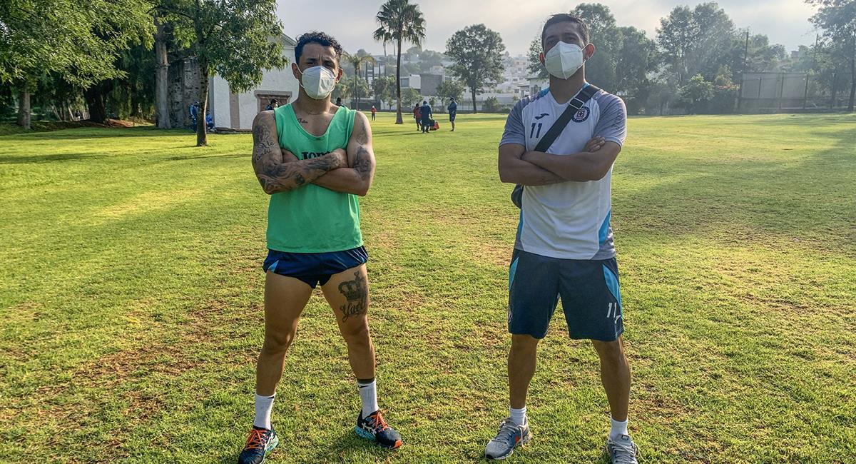 Yoshimar Yotún podrá jugar la Copa GNP México. Foto: Twitter Cruz Azul