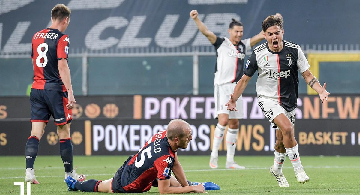Juventus defenderá la punta ante Torino. Foto: Twitter @juventusfc