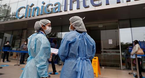 Coronavirus: reporte de infectados en el Perú al 04 de julio