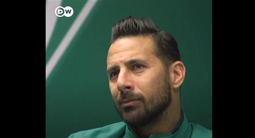 Claudio Pizarro habló previo a su retiro profesional