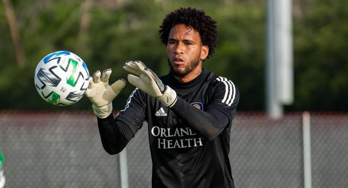 Pedro Gallese reiniciará acciones en la MLS con el Orlando City. Foto: Twitter Pedro Gallese