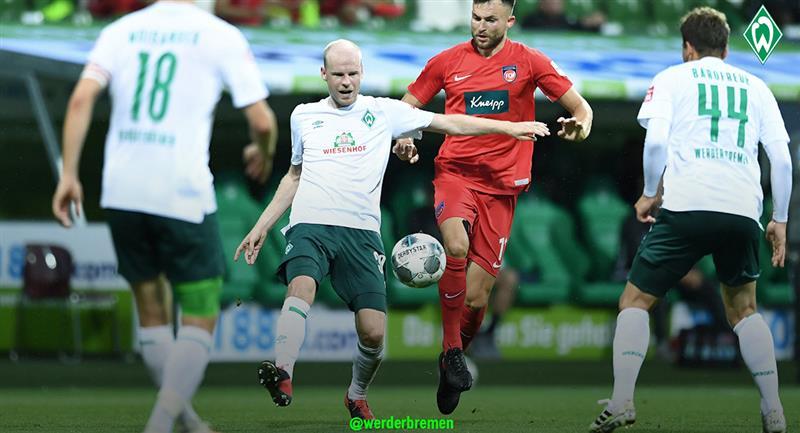 Werder Bremen busca permanecer en la Bundesliga. Foto: Twitter Werder Bremen