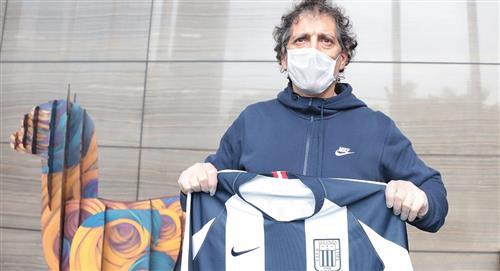 Alianza Lima: Mario Salas dio positivo a prueba de Covid-19