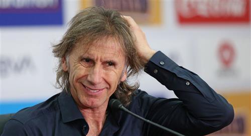 Ricardo Gareca: así calificó a la hinchada peruana durante toda su estadía con la 'Bicolor'
