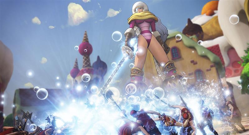 Primer video de gameplay de Charlotte Smoothie. Foto: Bandai Namco Entertainment