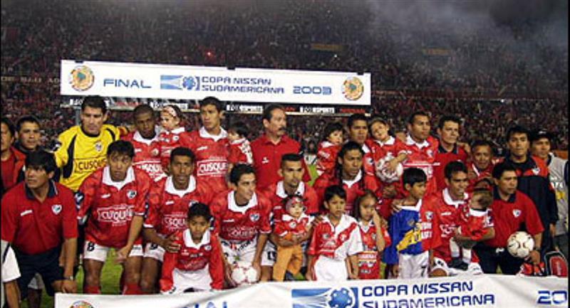 Cienciano es el único club exitoso de Perú a nivel internacional. Foto: Andina