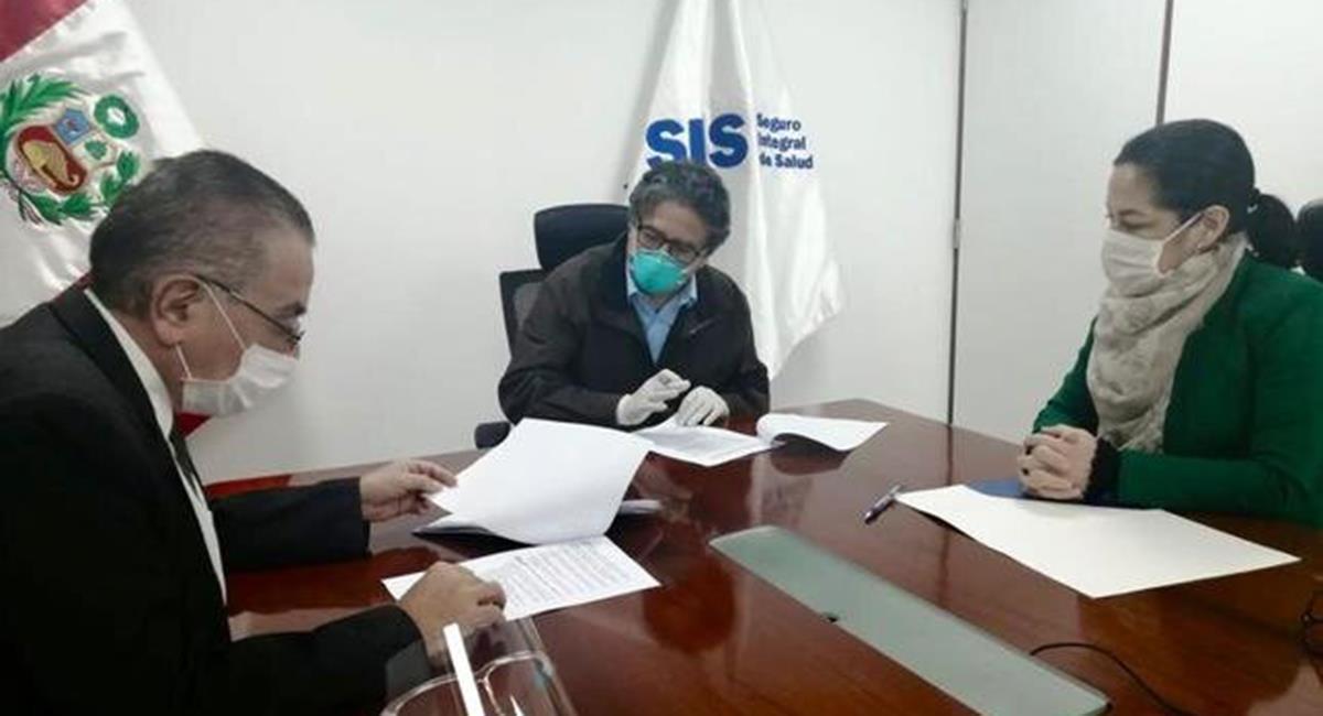 SIS llegó a un acuerdo con 16 clínicas. Foto: Cortesía SIS