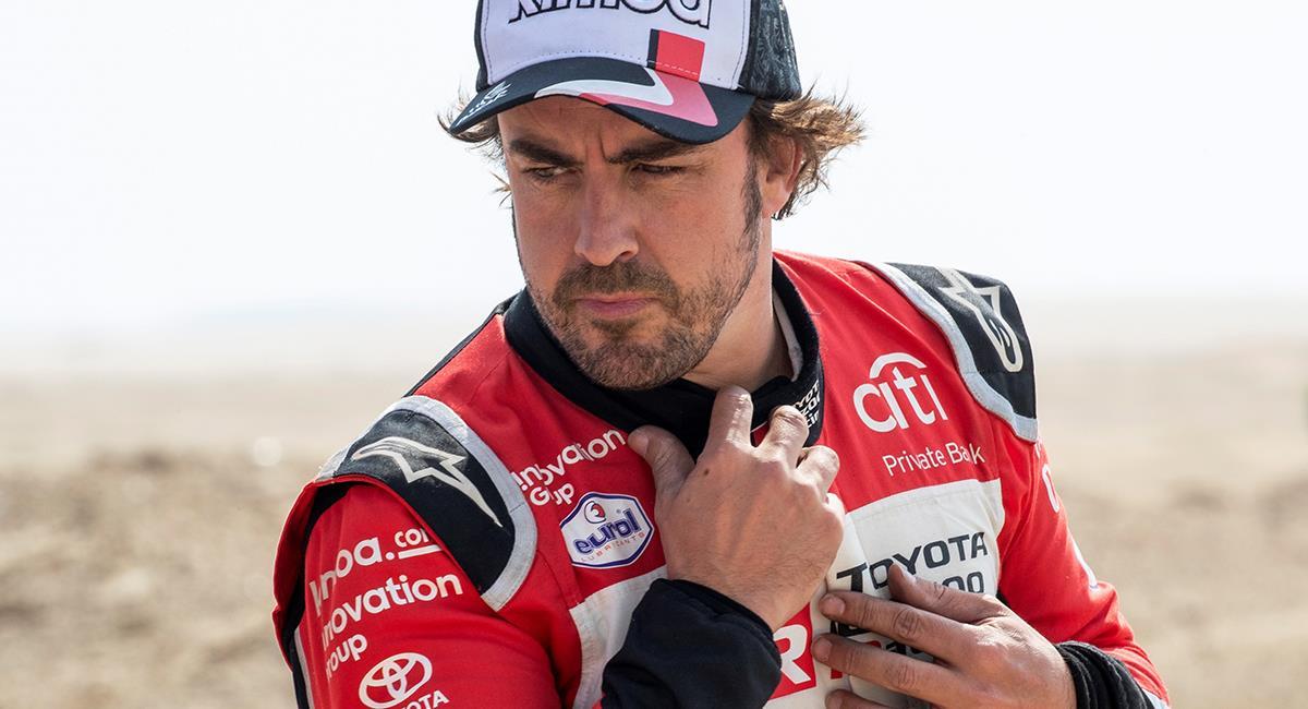 Fernando Alonso volverá a competir en el 2021. Foto: EFE