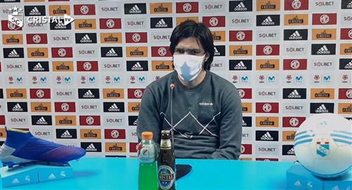 Sporting Cristal: Jorge Cazulo habló del aspecto emocional del equipo