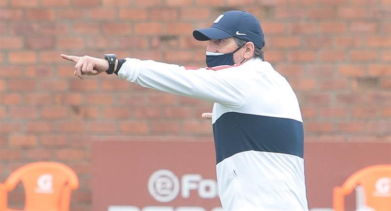 Mario Salas fue anunciado como DT de Alianza Lima durante cuarentena. Foto: Club Alianza Lima