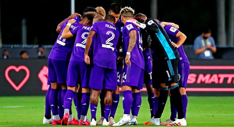 Se inició el MLS Back Tournament con triunfo de Orlando City. Foto: Twitter (@OrlandoCitySC)