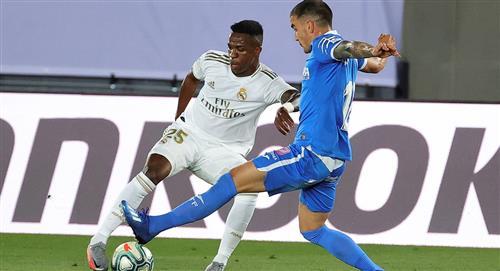 Real Madrid: Vinicius Jr dio negativo en nuevo test de coronavirus