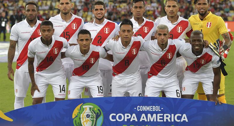 Selección Peruana obtuvo el subcampeonato de la Copa América 2019. Foto: Andina
