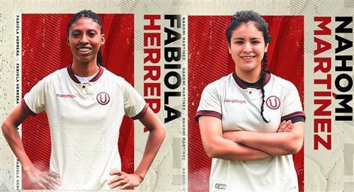 Universitario: plantel femenino hizo dos fichajes de cara a la Copa Libertadores