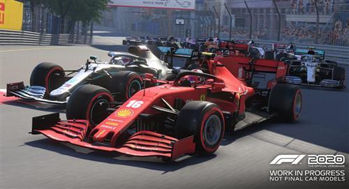 F1: el videojuego de Fórmula 1 llega a las diversas consolas