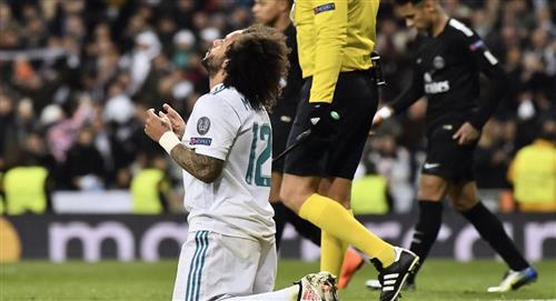 Marcelo se pierde el resto de LaLiga con Real Madrid por lesión