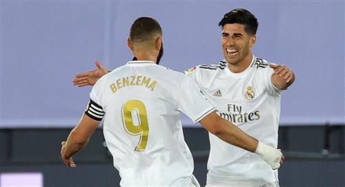 Real Madrid venció 2-0 a Alavés y acaricia el título de LaLiga (VIDEO)