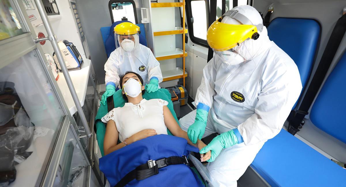Cifra de infectados por Covid-19 aumentó para este domingo 12 de julio. Foto: Andina