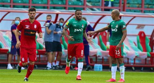 Jefferson Farfán: su mensaje tras volver al gol con Lokomotiv