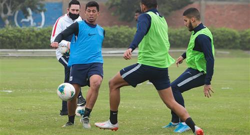Alianza Lima inició con la segunda semana de entrenamientos