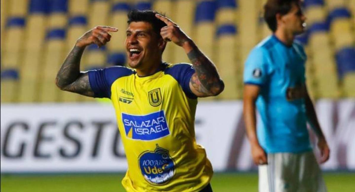 Patricio Rubio tendrá contrato con Alianza Lima, un año y medio. Foto: Twitter Difusión