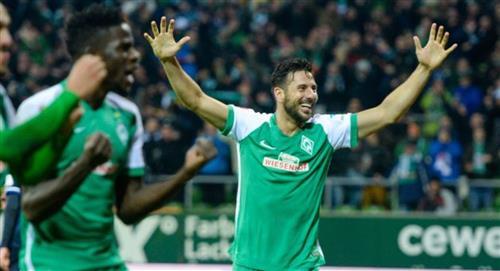 Claudio Pizarro: Werder Bremen destacó 4 golazos del delantero peruano