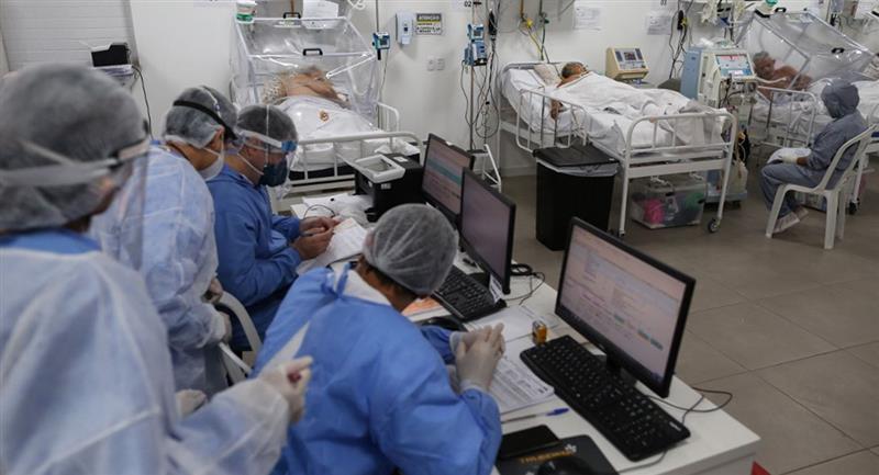 Cifra de infectados para este 13 de julio continúan en ascenso. Foto: Andina