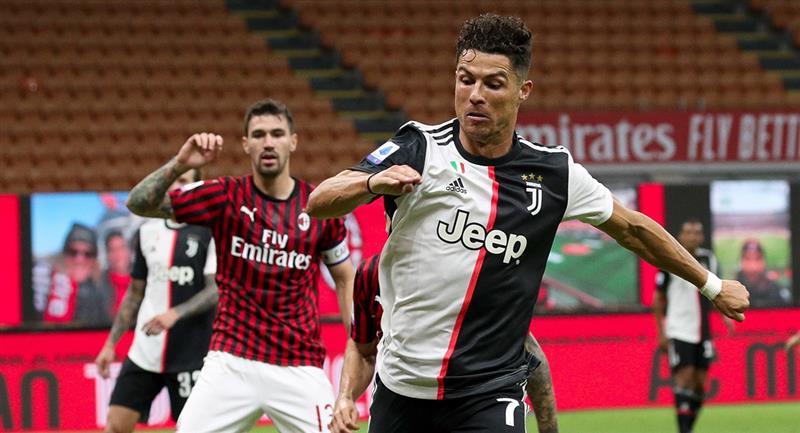 Cristiano Ronaldo cerca de la Bota de Oro. Foto: EFE