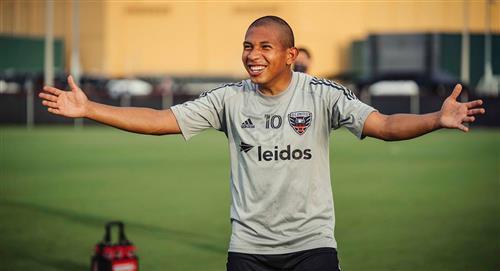 Edison Flores: técnico habló de su rendimiento con el DC United