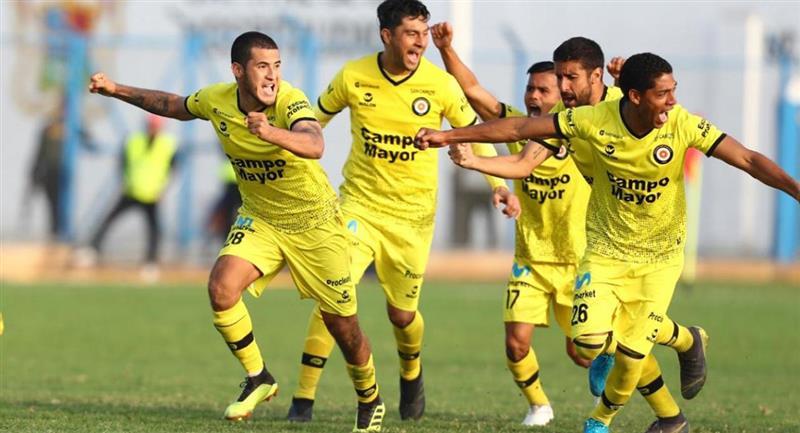 Deportivo Coopsol sueña con el ascenso este año. Foto: Twitter Difusión
