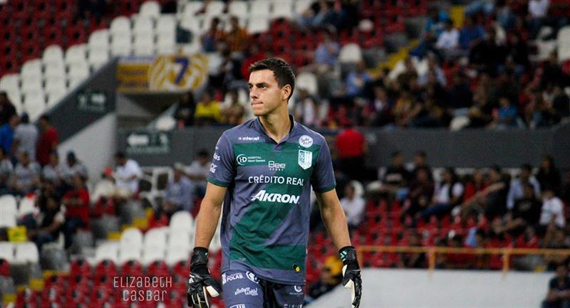 Alejandro Duarte tapó la última temporada en el Zacatepec. Foto: Twitter Alejandro Duarte