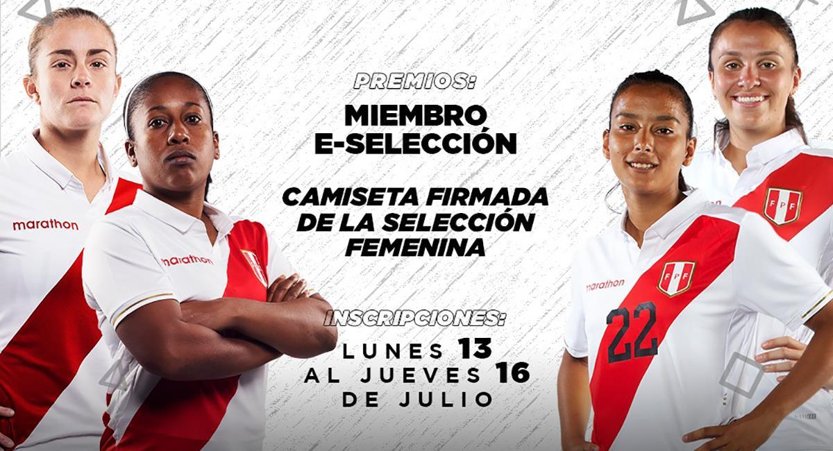 Podrías ser parte de la selección femenina ESports del Perú. Foto: FPF