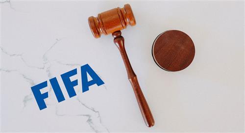 FIFA sanciona a presidente de Federación de Fútbol de por vida