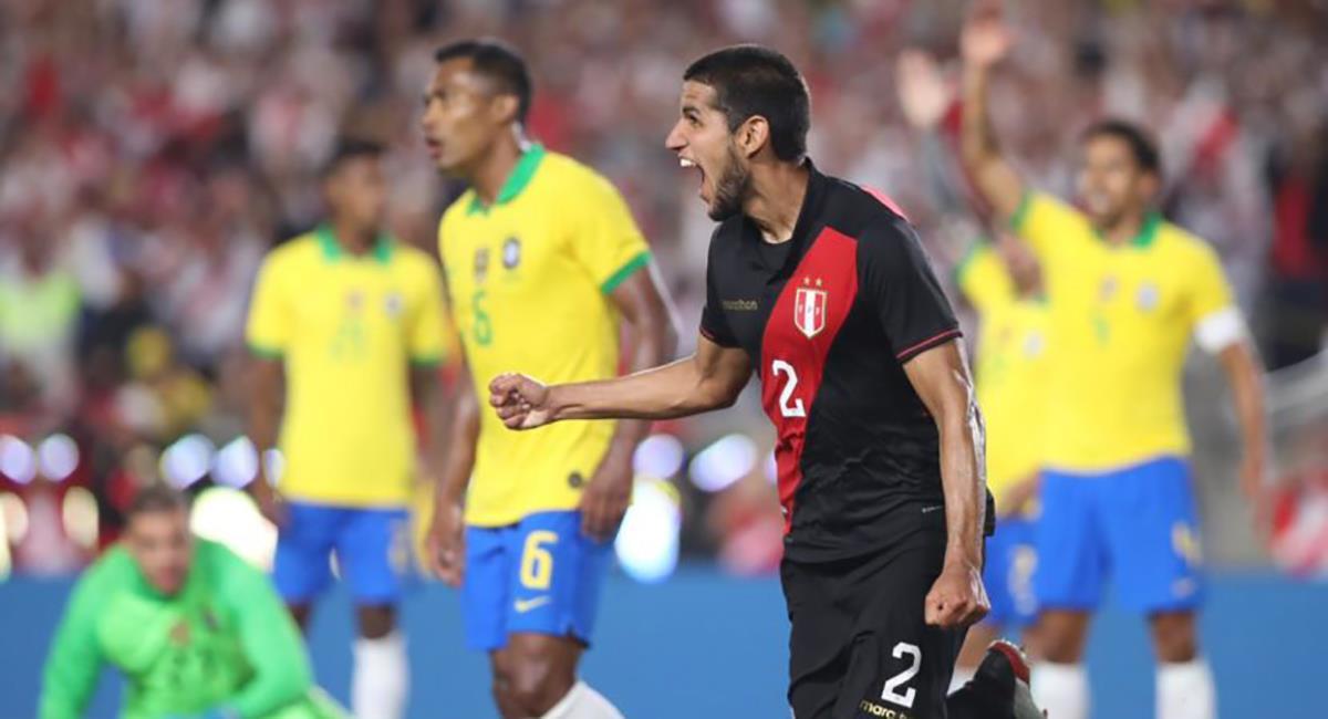 Luis Abram es considerado por Gareca para la Selección Peruana. Foto: FPF