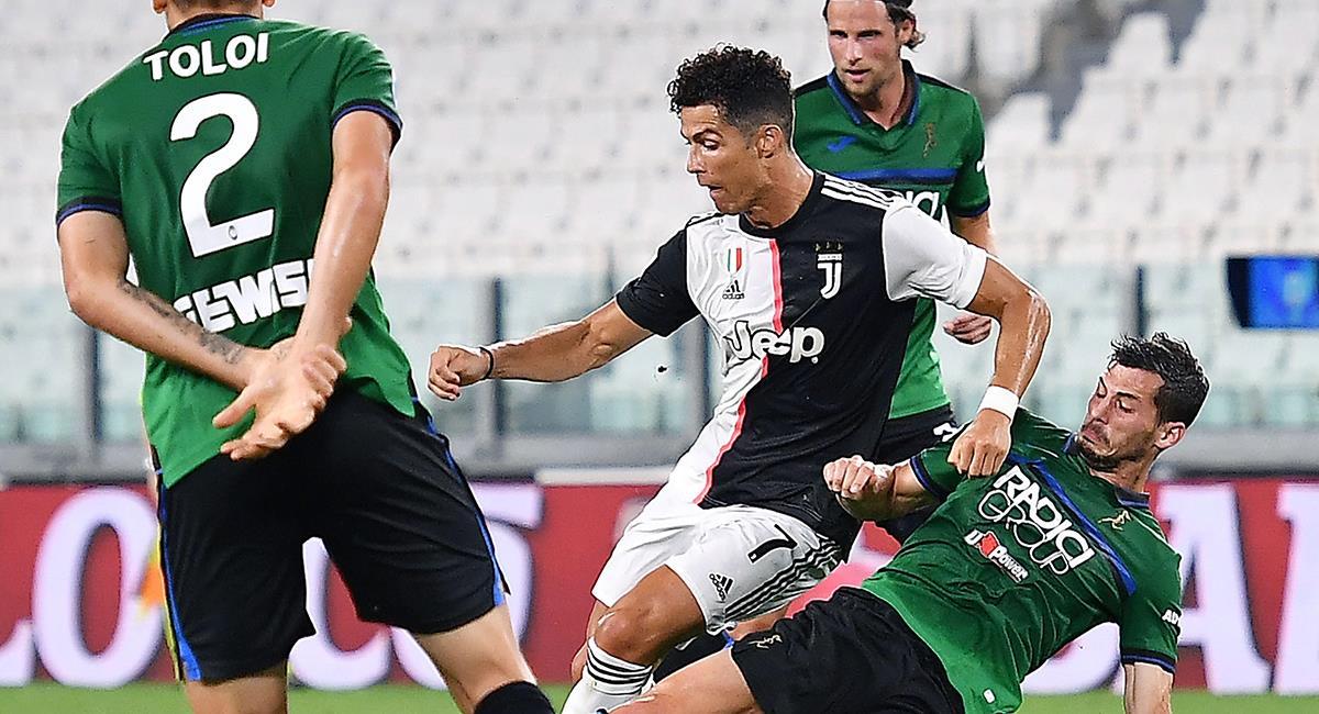 Juventus podría ir asegurando el título de la Serie A. Foto: EFE