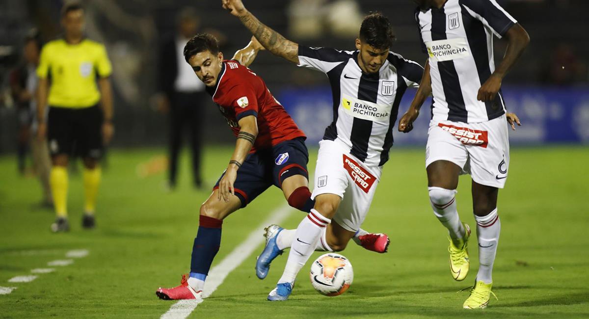 Alianza Lima integra el Grupo F de la Copa Libertadores. Foto: Andina