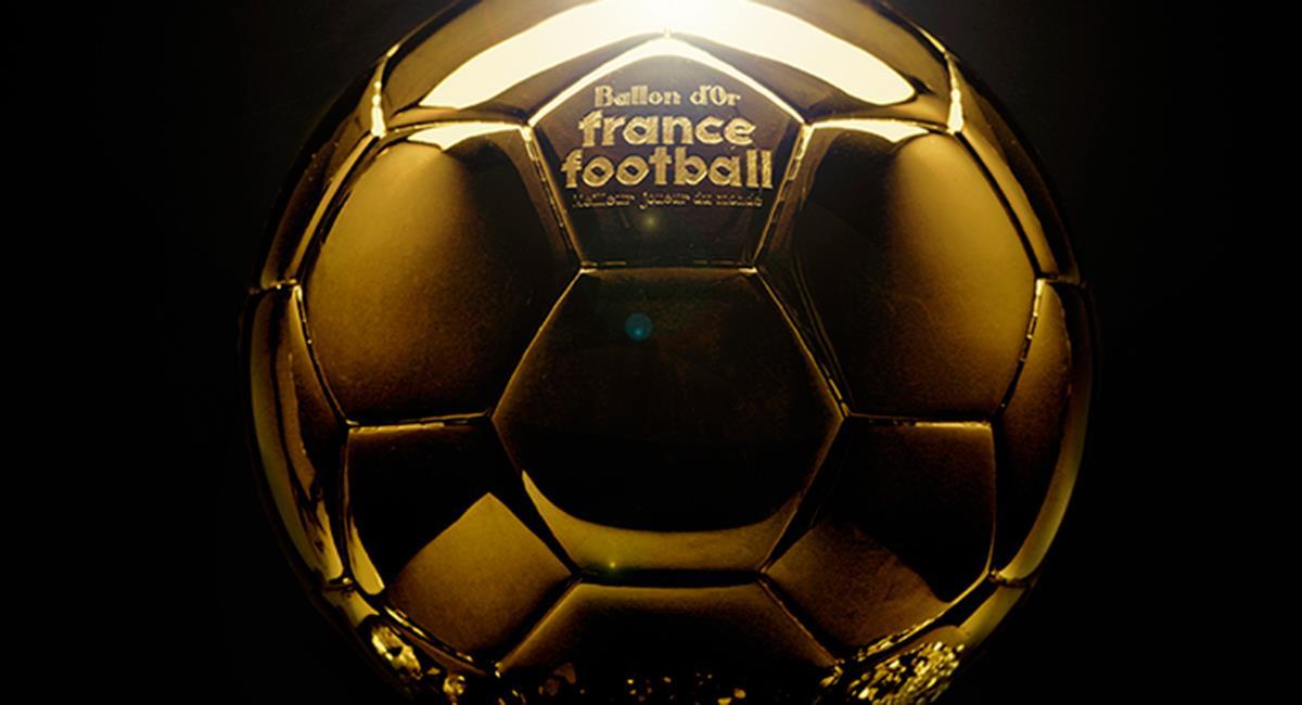 Balón de Oro quedó relegado este 2020 debido al coronavirus. Foto: Twitter France Football