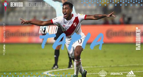 Oficial: Renato Tapia se convirtió en nuevo jugador del Celta de Vigo