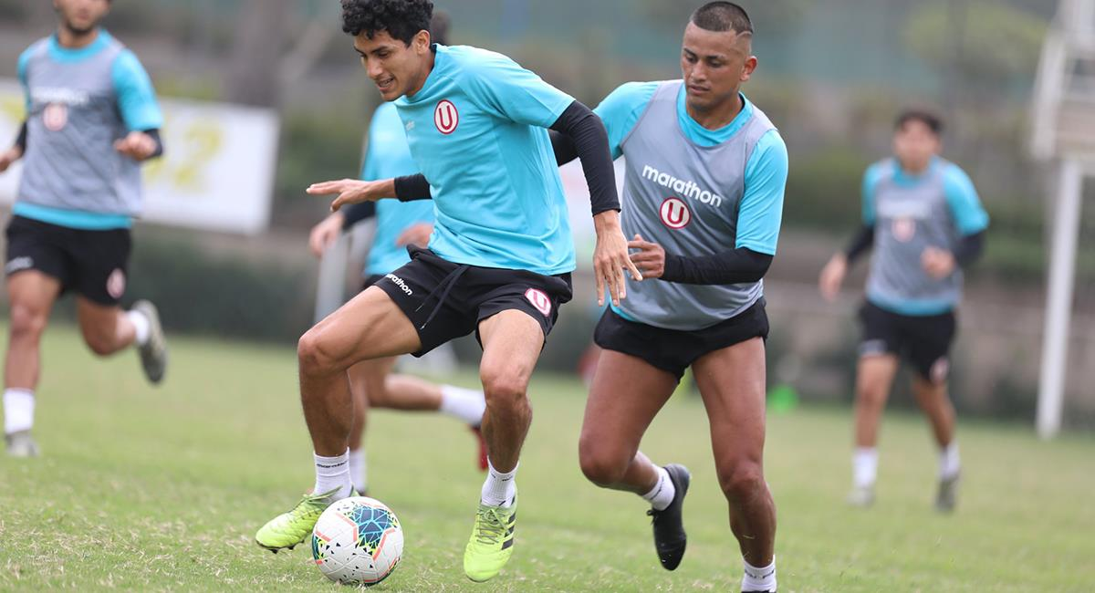 Diego Chávez seguirá vistiendo la camiseta de la 'U'. Foto: Twitter Club Universitario de Deportes