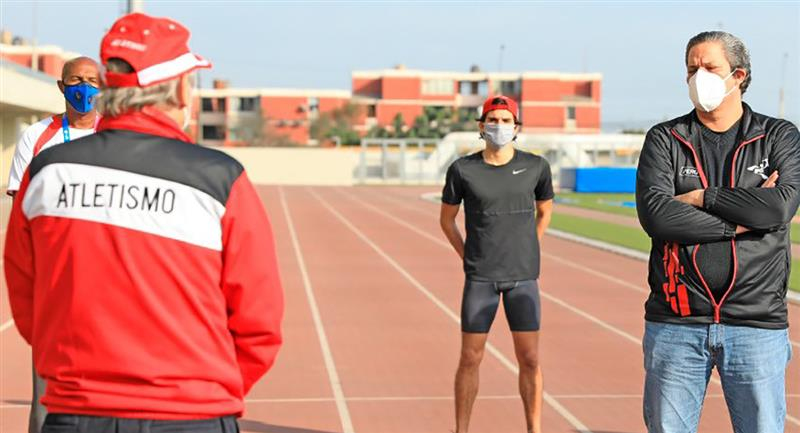 Conoce los deportes que se reactivan en el Perú. Foto: IPD