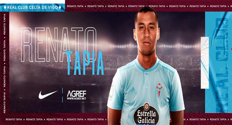 ¡Feliz cumpleaños Renato Tapia!. Foto: Twitter @renatotapiac
