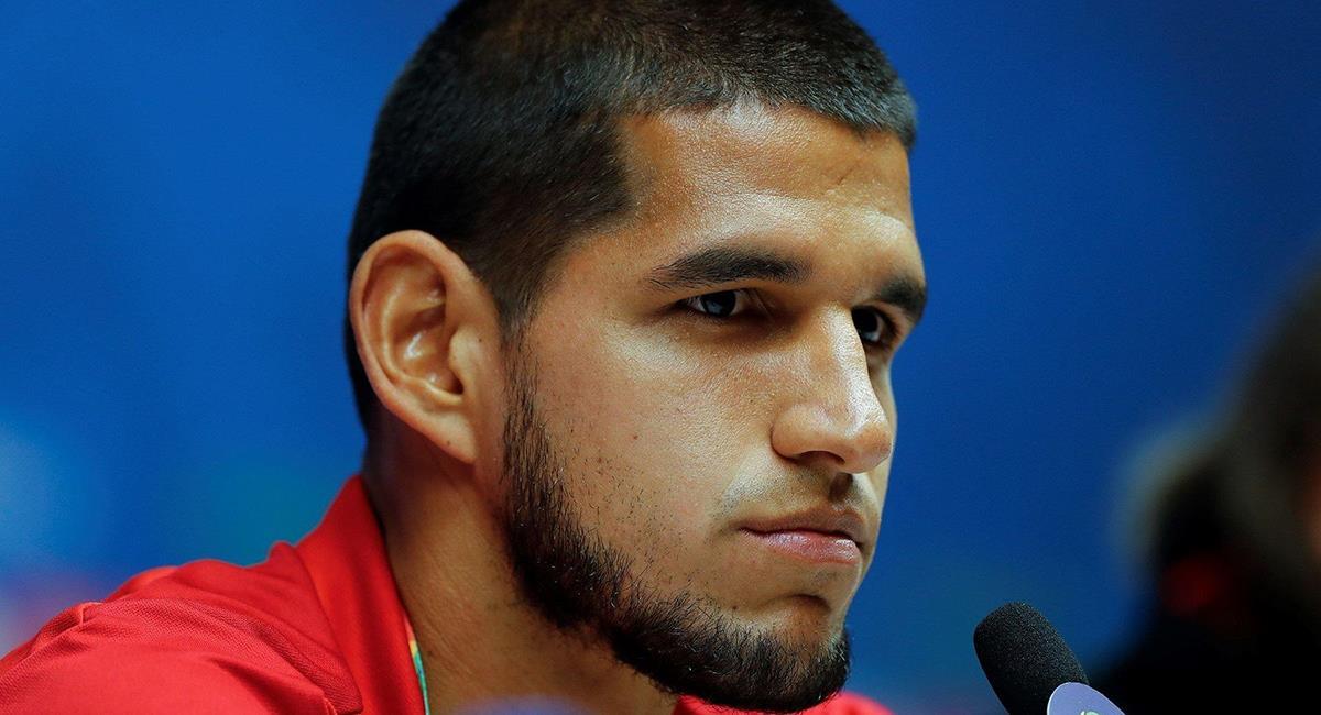 Luis Abram aún tiene contrato con Vélez Sarsfield. Foto: EFE