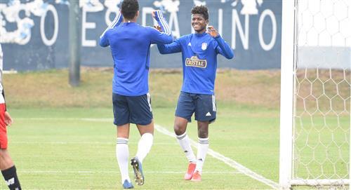Sporting Cristal: revive los goles de su victoria por 5-2 ante Alianza Universidad en un amistoso