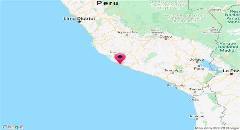 Varios temblores se han registrado en Arequipa en el mes. Foto: Twitter @DHN_peru