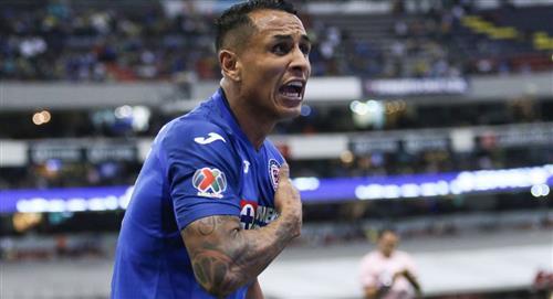 Con Yoshimar Yotún, Cruz Azul empató 1-1 con Puebla por la fecha 2 de la Liga MX