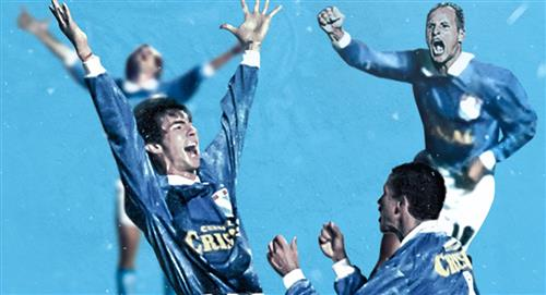 Sporting Cristal: un día como hoy llegó a la final de la Copa Libertadores de 1997