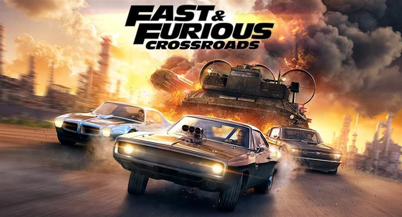 Fast & Furious Crossroads se estrenará el próximo 7 de agosto. Foto: Twitter @saziro7