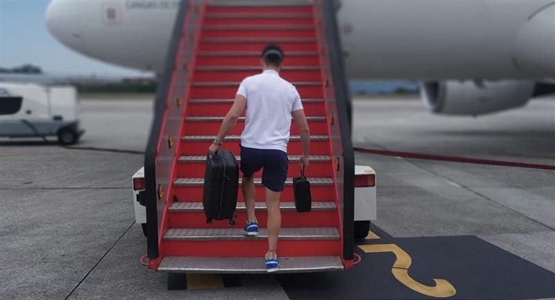 Fuenlabrada anunció su partida a Madrid. Foto: Twitter @CFuenlabradaSAD