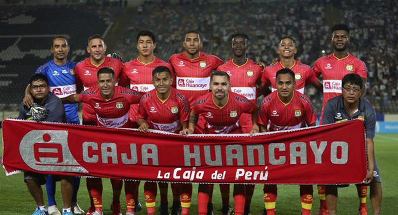 Sport Huancayo tendría más de un caso positivo por COVID-19. Foto: Twitter @VocesFutbolPeru